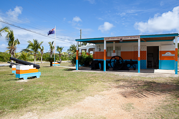 Heritage Collection Museum in Anguilla
