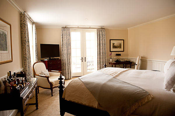 Room at Keswick Hall