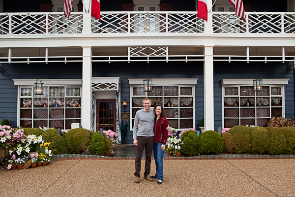 We fell in love with The Inn at Little Washington